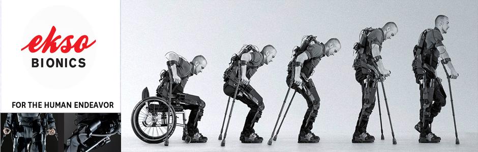 Ekso Bionics / Ekso